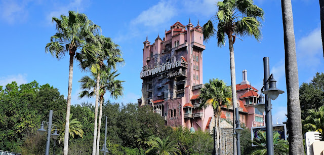 Disney World Hollywood Studios Tower of Terror