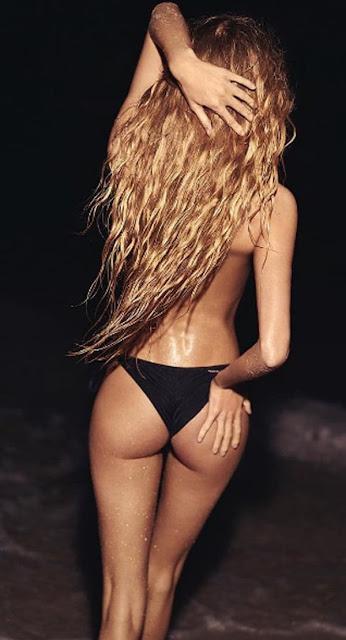 Kayla Holts, goddess HOT in bikini