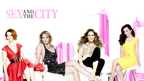 sex in the city love poster
