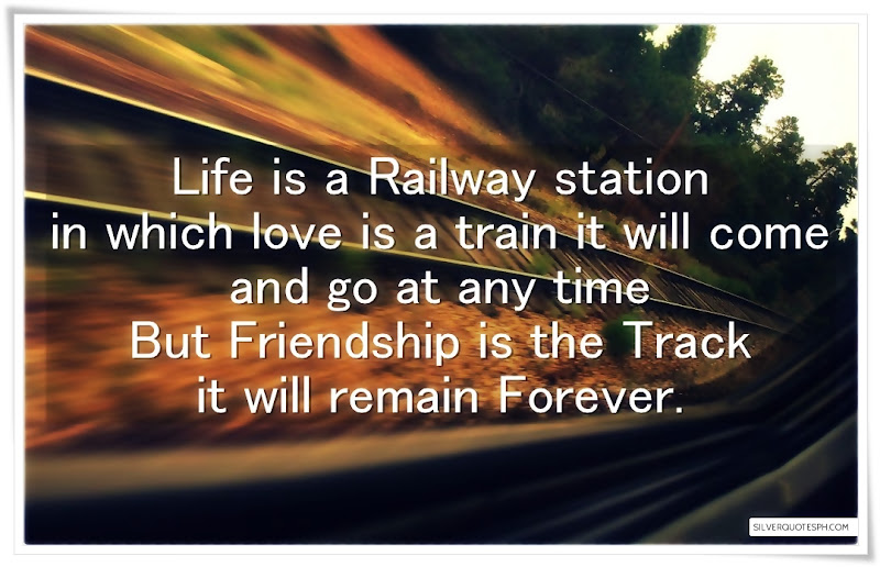 Life Is A Railway Station, Picture Quotes, Love Quotes, Sad Quotes, Sweet Quotes, Birthday Quotes, Friendship Quotes, Inspirational Quotes, Tagalog Quotes
