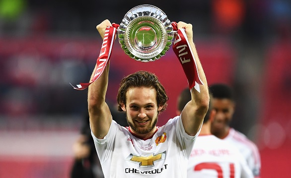 Arsenal keeping tabs on Manchester United Daley Blind