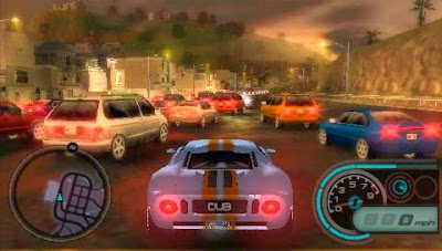 Foranimeku - Midnight Club Los Angeles Remix PSP