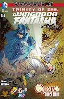 Os Novos 52! Trindade do Pecado: O Vingador Fantasma #13