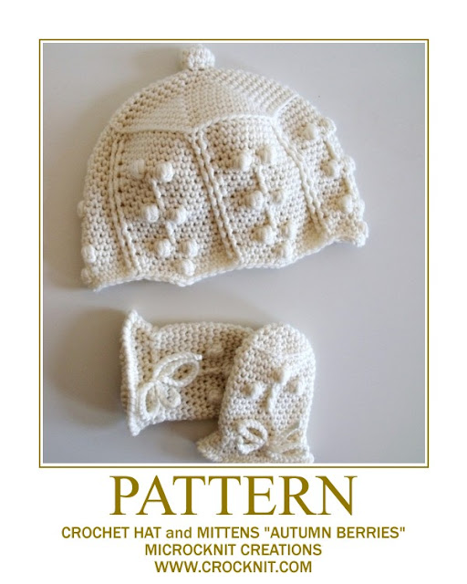 baby hats, baby mittens, autumn baby, how to crochet, crochet patterns,