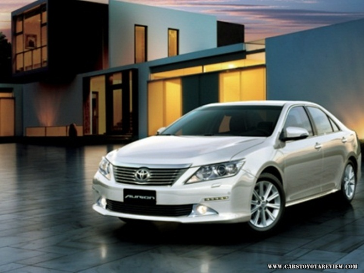 2017 Toyota Aurion Review Price And Specs