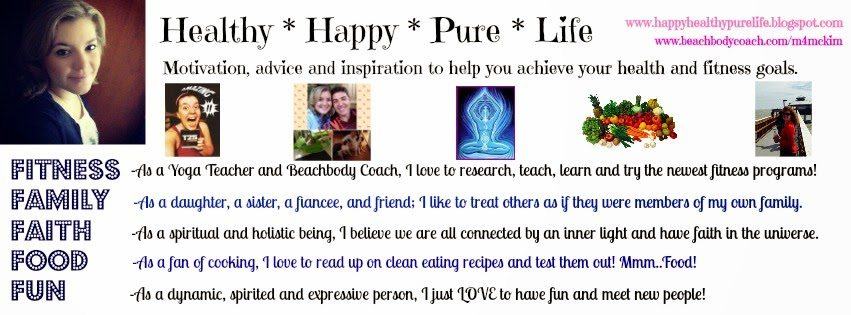 Healthy Happy Pure Life: STATurday: My Journey with T25