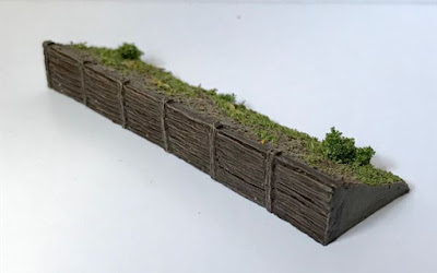 Timber Revetment Sections (pack of 2) picture 1