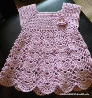 Różowa sukienka :)