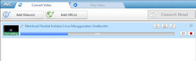 Cara konvert file mp4 ke mp3 menggunakan Any Video Converter