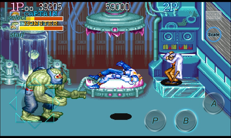 Captain Commando [ Game DingDong ] ~ R-Island Games [ R ...