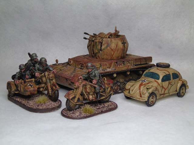 wirbelwind company b vw beetle ww2 german
