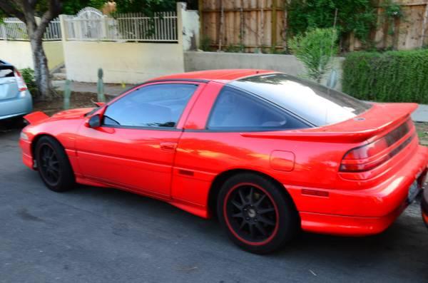 1990 Mitsubishi Eclipse GSX | Auto Restorationice