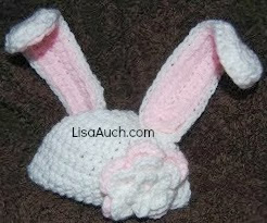 http://www.crochet-patterns-free.com/2012/03/how-to-make-easy-crochet-bunny-ears-for.html
