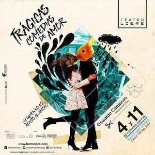 Trágicas Comedias De Amor Poster 2