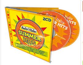Logo Con Radio Italia vinci gratis la Summer Hits 2016