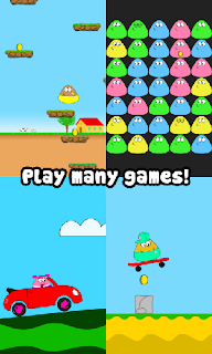POU, game gratis android