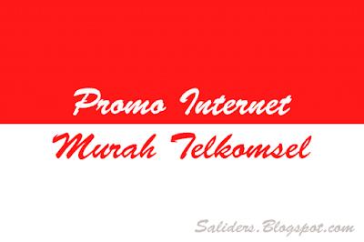 Inilah promo paket Internet murah telkomsel yang masih aktif hingga saat ini