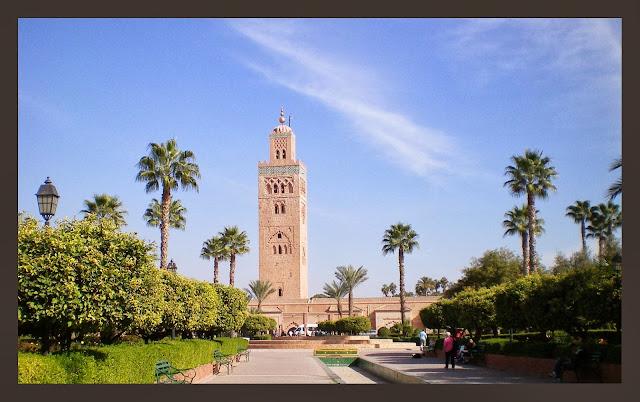 Fin de semana en Marrakech: