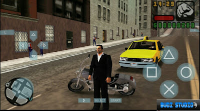 GTA Liberty City untuk PPSSPP Android 2