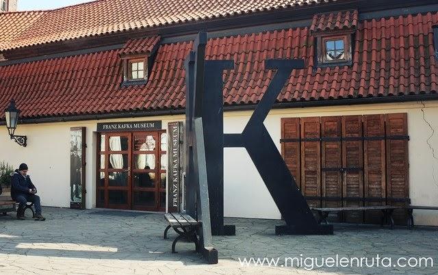 Museo-Kafka-Praga