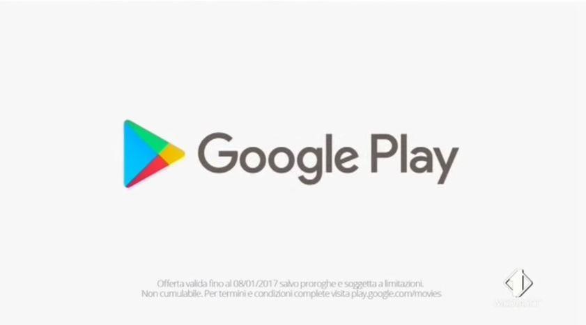 Canzone Google Play pubblicità Scopri Play Film - Musica spot Novembre 2016