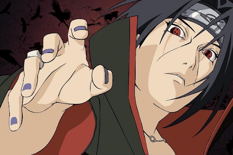 shinobi kuat dengan aneka genjutsu