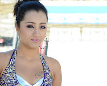 Trisha Krishnan wallpapers
