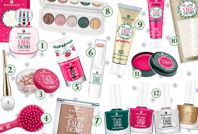 Preview Essence The Little X-Mas Factory Trend Edition