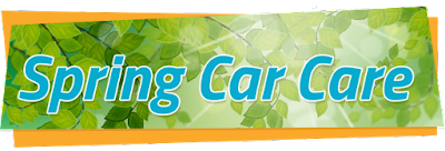 Car Care Tips for Spring Cleaning