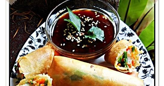 ..Cooking with soul.....: POPIA JEJARI KETAM BERKEJU