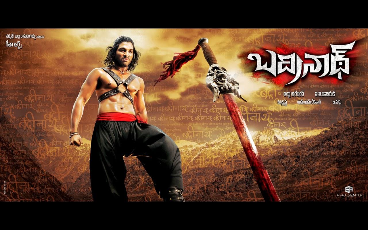 Badrinath (2011) Telugu HD Video & Mp3 Audio Songs Watch