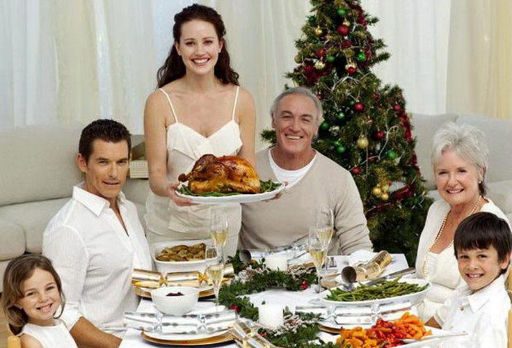 Το εορταστικό... αντάμωμα της οικογένειας!