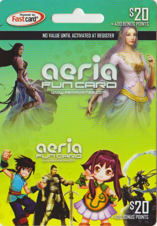 Ariea Games