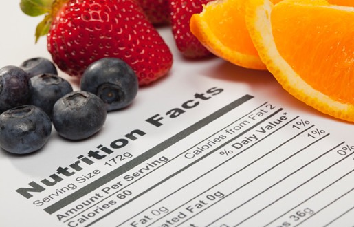 Calculating Fast Food Nutrition Facts to Order