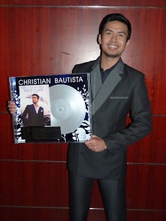 Christian Bautista receives back-to-back awards
