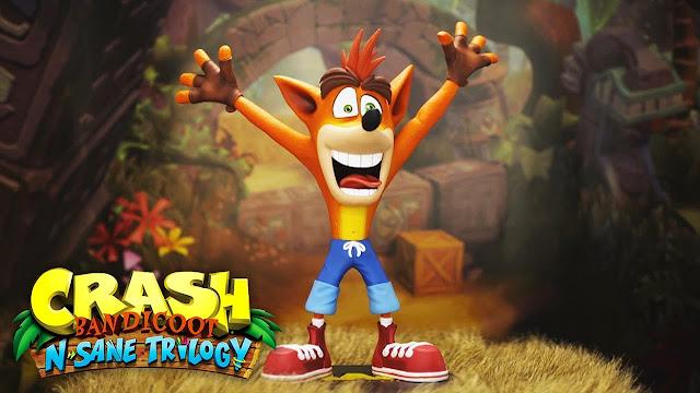 Unboxing : Crash Bandicoot de FistforFigures