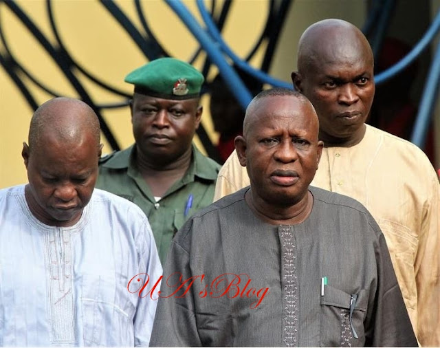 3 INEC Staff In Prison For Collecting N179.8M Bribe From Diezani (Photos)