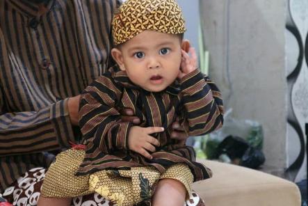 Nama Bayi Laki-Laki Jawa Penuh Makna Berawalan Huruf G