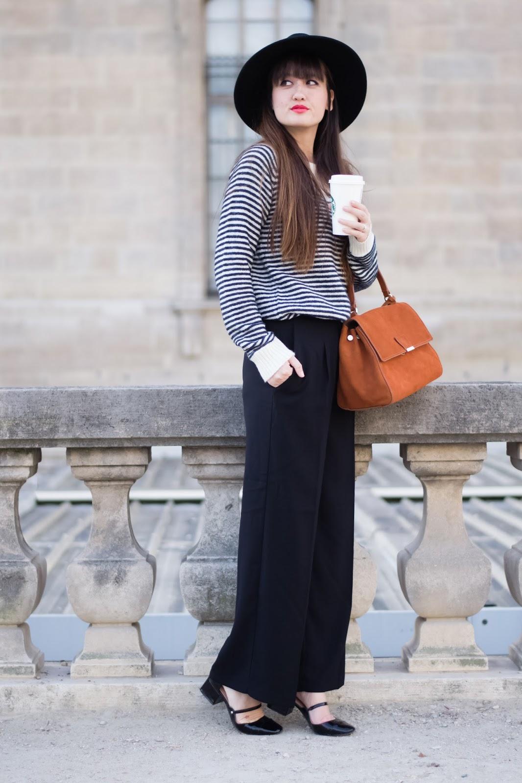 Parisian fashion blogger, look, style, mode, chic Parisian style, Nikita Wong, street style