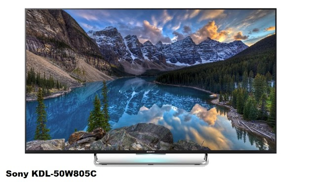 Sony KDL-50W805C 50 inch 3D LED TV