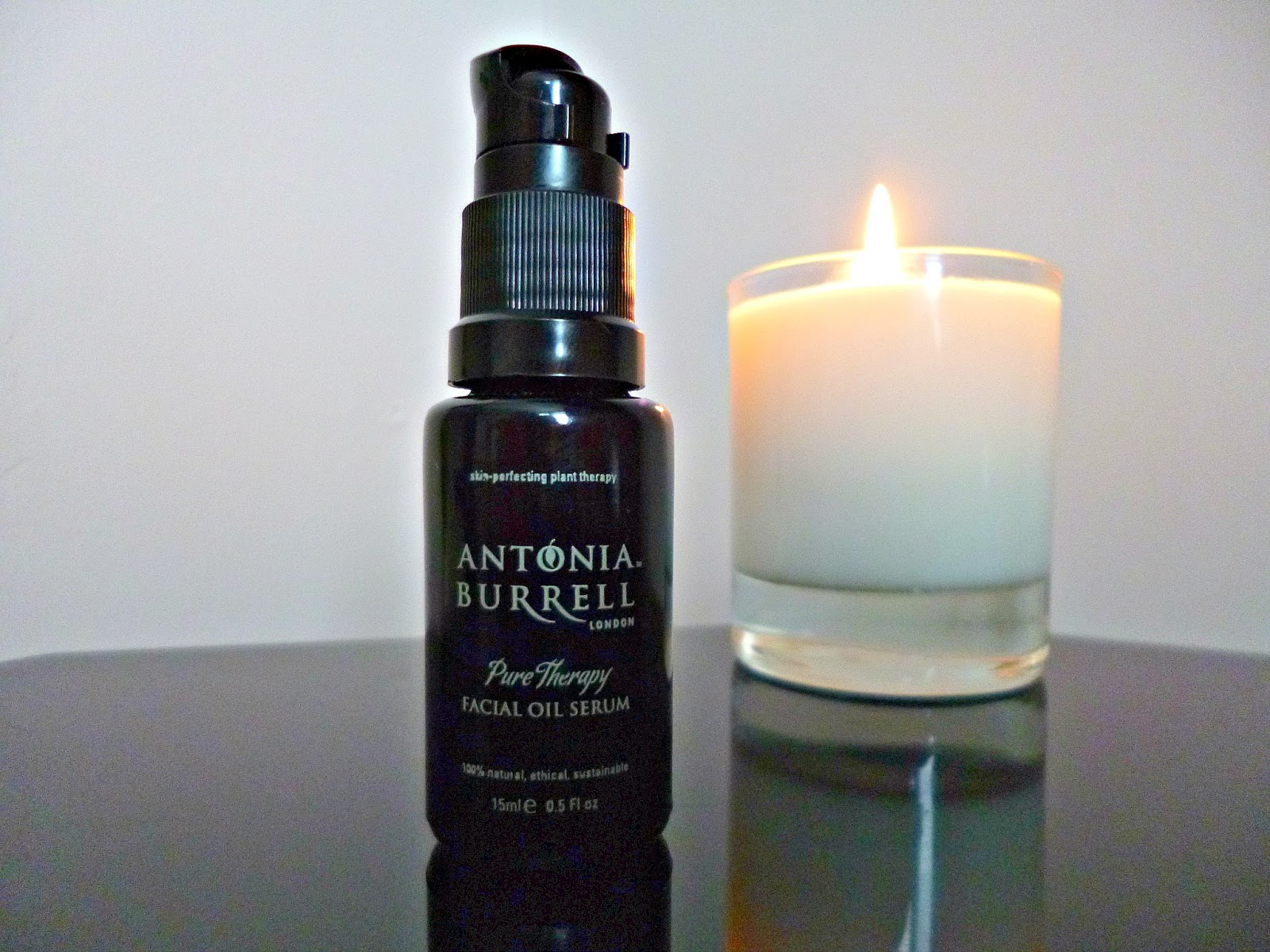 Skin Saviour – Antonia Burrell Pure therapy facial oil serum