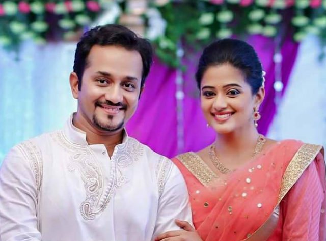 Actress Priyamani and Mustafa Raj marriage