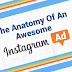 SocialMedia Marketing Tips The Anatomy Of An Awesome Instagram Ad