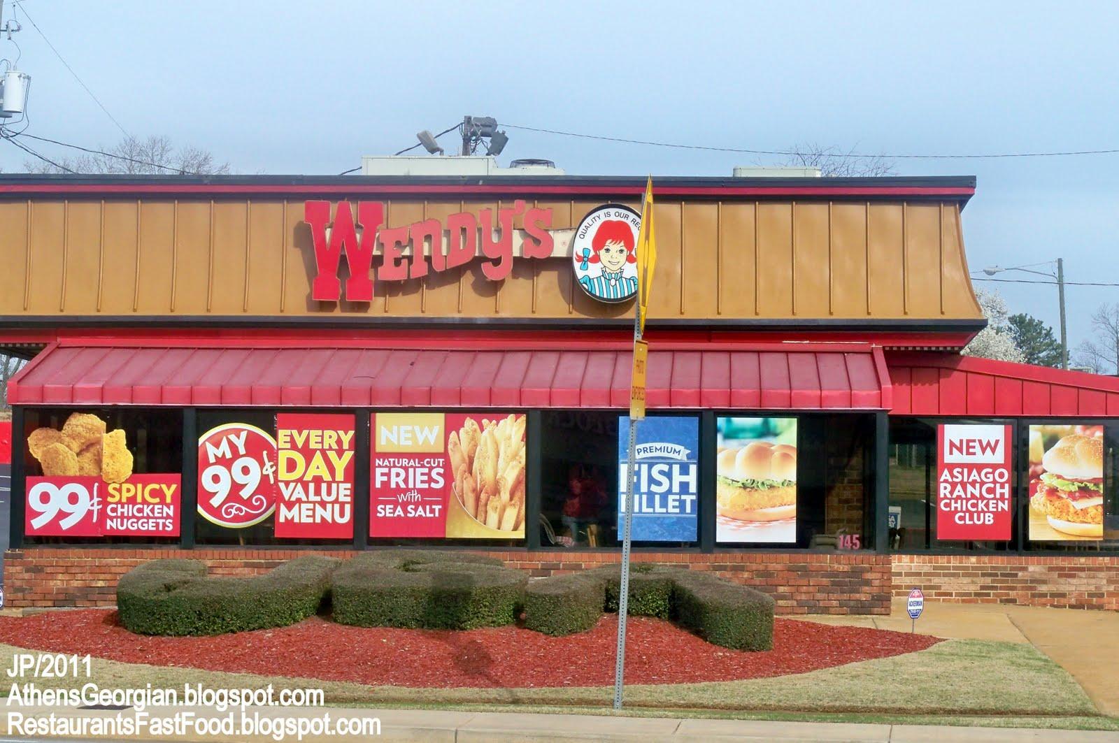 Fast Food Restaurants In Athens Ga