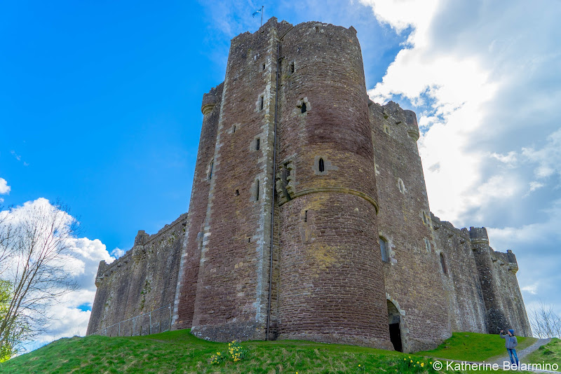 Doune Castle Scottish Highlands Road Trip Itinerary