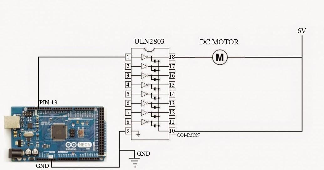 Jqzus on L293d Dc Motor Control Circuit