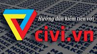Kiếm tiền tiếp thị liên kết với Civi nhanh nhất
