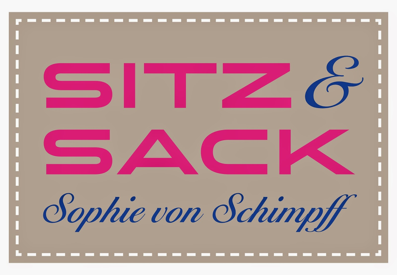 Sitz Und Sack By Sophie Things You Love Things You Love Ist Jetzt