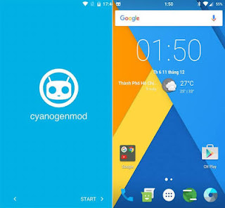 Custom Rom CM 12.1 ButterFly Mini Rom For Andromax A [LarvaOS]