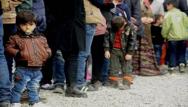 Οκτώ κρούσματα ηπατίτιδας σε παιδιά στο προσφυγικό κέντρο του Κιλκίς